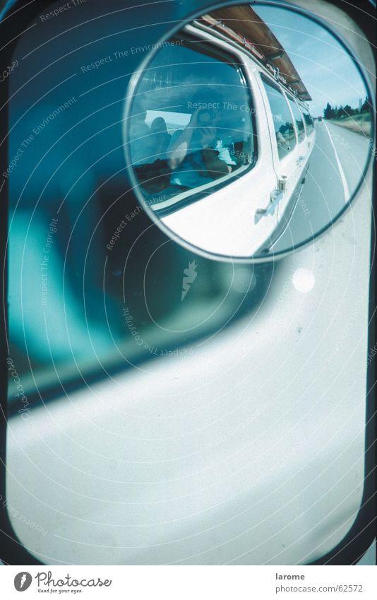 mirrors Reflection Car Street Van