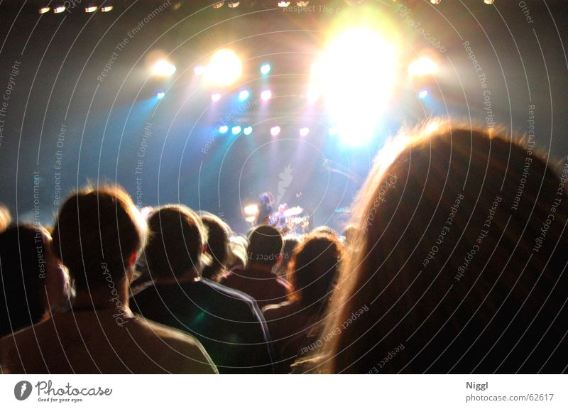 psychedelic Concert Crowd of people Light Light show Dark Dazzle Party Fascinating Music Human being Bright niggl Blur