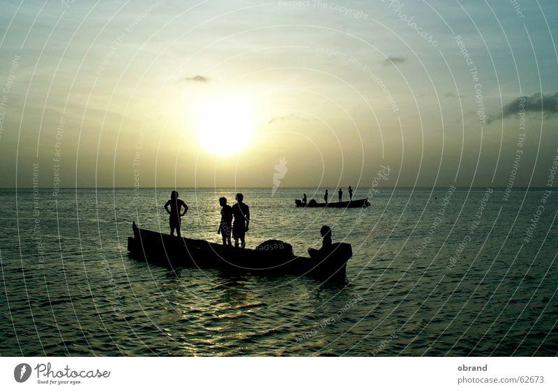 Fishing2 Fisherman Sunset Romance Cuba fishing outdoor photo sea