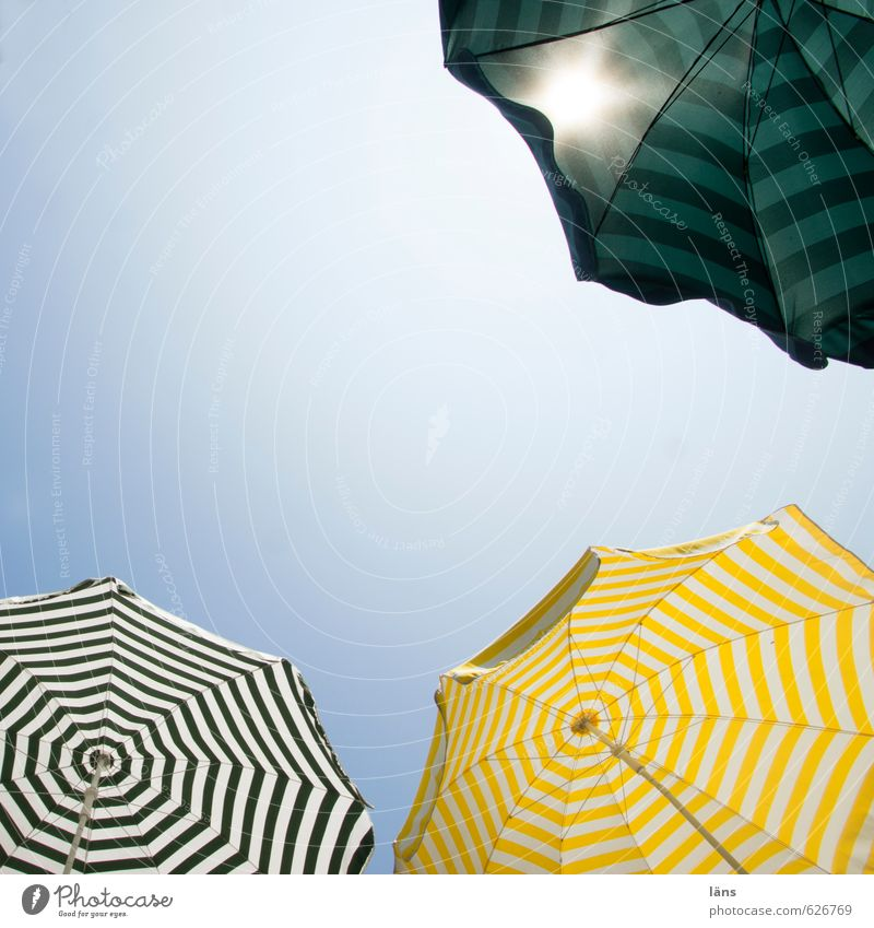 333 Sunshade Striped Sky Protection Cloudless sky