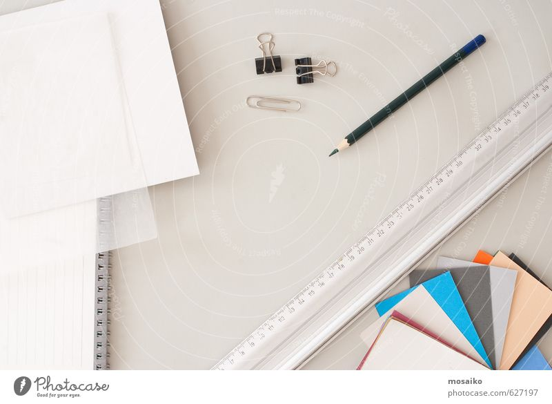 Architecture Gray Fashion School Work and employment Business Office Study Simple Paper Planning Idea Education Profession Team Pure
