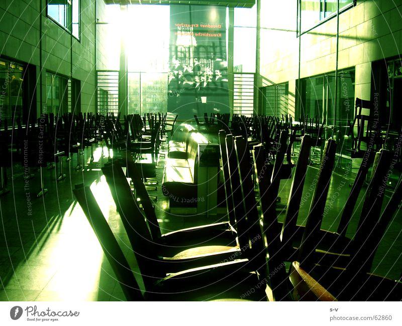 Altmarkt Gallery Loneliness dresden light chair sun altmarkt-gallery dresden soone