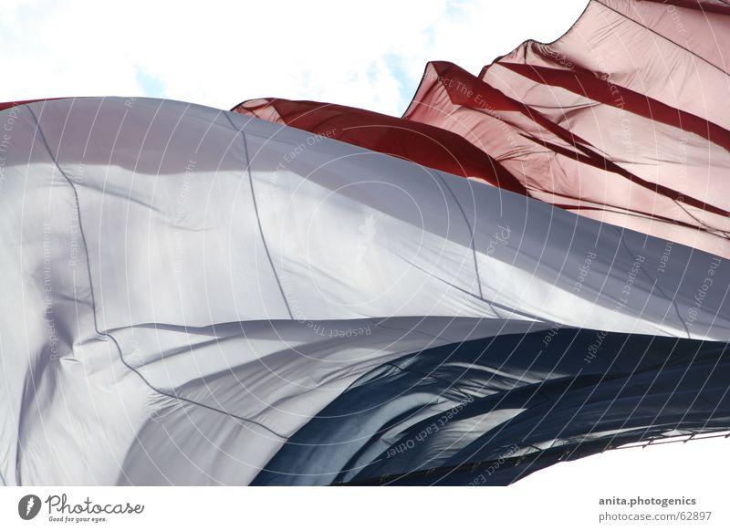 White Blue Red Europe Flag France French