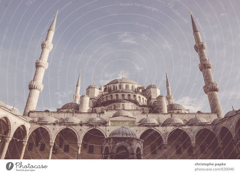 City Building Architecture Religion and faith Large Threat Belief Manmade structures Landmark Tourist Attraction Tradition World heritage Turkey Istanbul