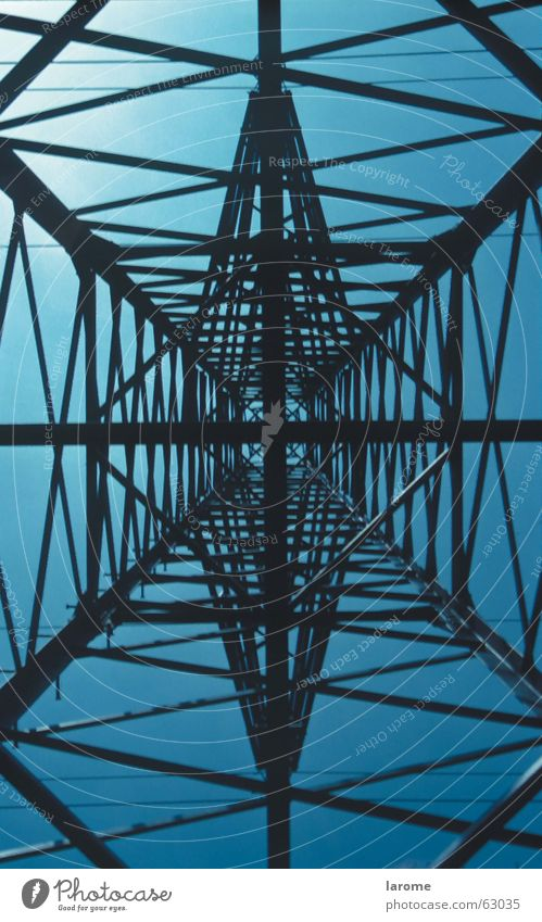 Energy industry Electricity Technology Steel Electricity pylon Geometry Construction Transmission lines High voltage power line Carrier