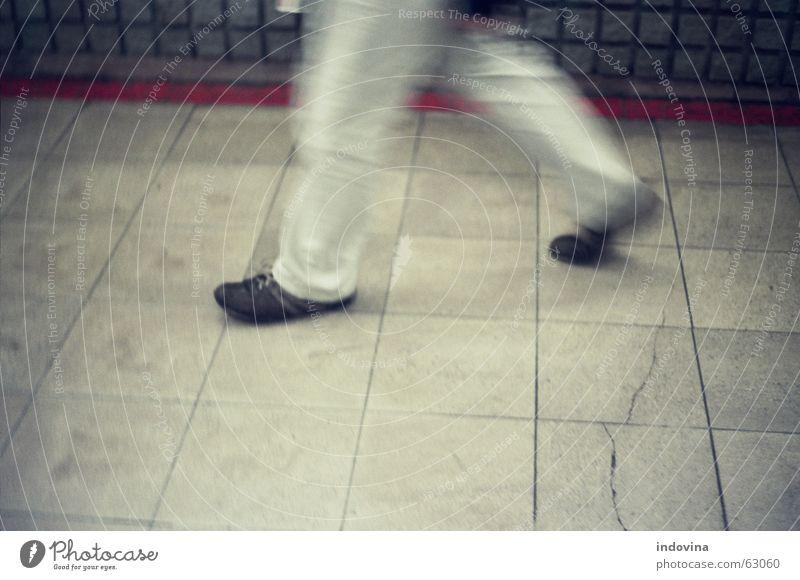 walk walk walk Stress Underground almost moving legs