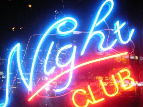 nightclub Advertising Night Party Bar Neon light Tavern Light Town Night life Bright Gastronomy Fluorescent Lights Joy Alcoholic drinks Club