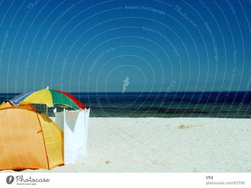 My beach Summer Waves Beautiful weather Water Joy Wind