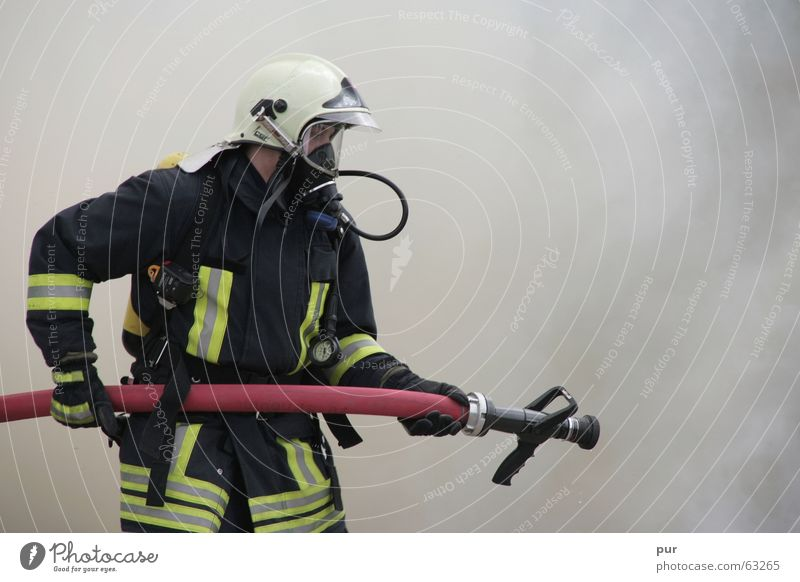 In use Fireman Fire engine Rescue Smoke Erase Fire prevention Fireplace Medic Agon Shu Hoshi Matsuri Firestorm Lifesaving Water for firefighting Blaze Flame