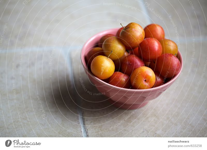 yellow plums Food Fruit Plum Nutrition Eating Organic produce Vegetarian diet Diet Fasting Bowl Mug Fragrance Simple Fresh Healthy Beautiful Delicious Natural