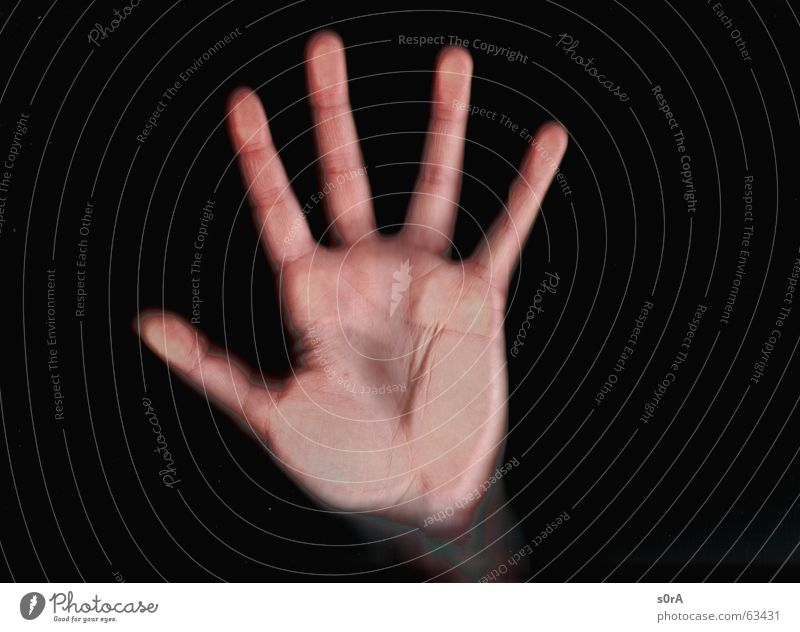 Hand Skin Fingers