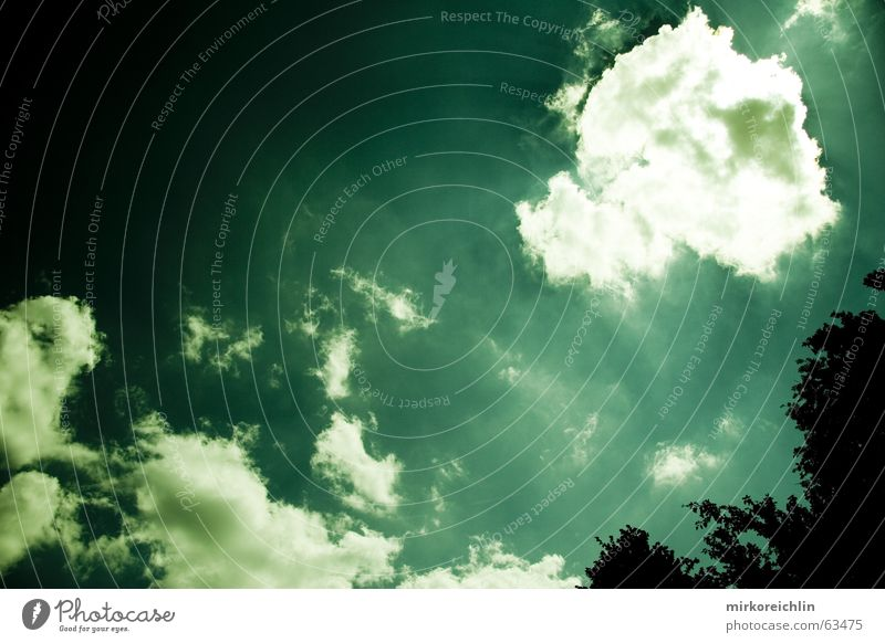 Sky White Green Blue Clouds Life Dark Death Bright Signs and labeling Dangerous Threat Touch Lightning Turquoise Electricity pylon