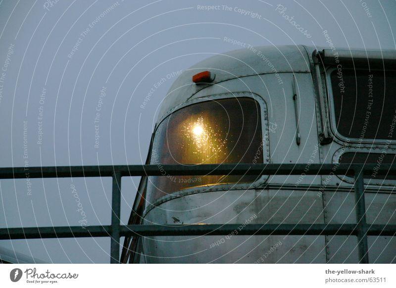Lamp Window Caravan