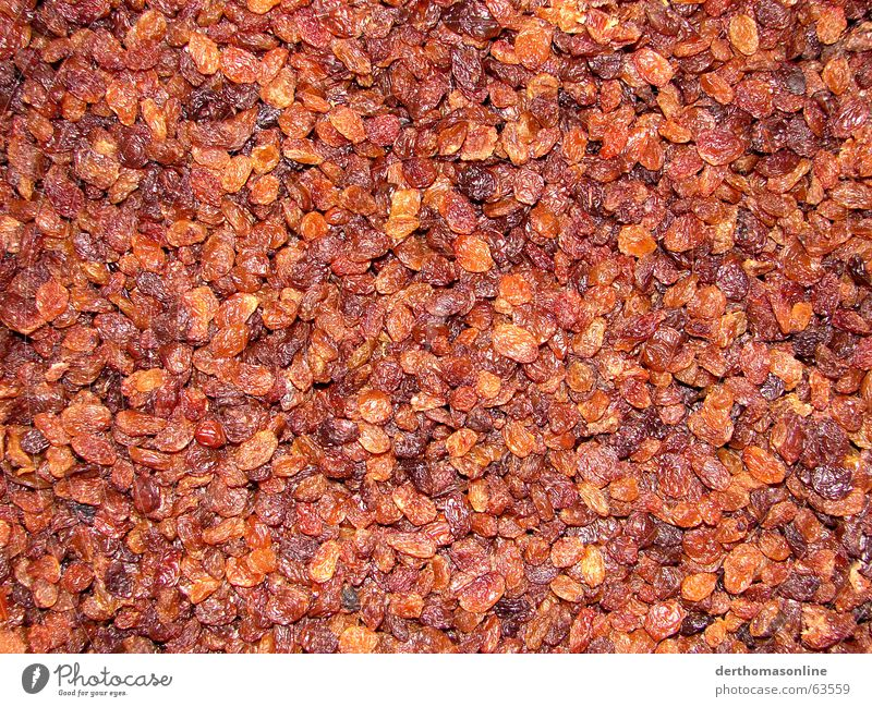 WM raisins Raisins Structures and shapes Multiple Nutrition A matter of taste Delicious Tenacious Dried fruits Brown Red Many Food Maximum Fruit