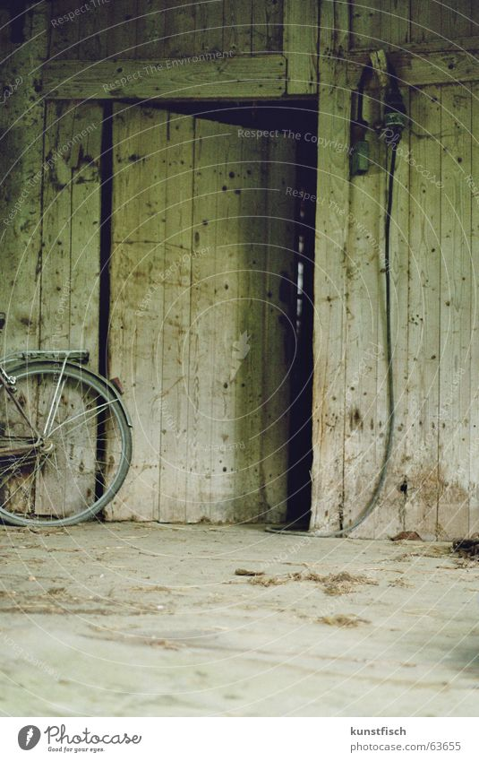 I'm fucking old.... Barn Old Harmful Home country Native Tradition Manmade structures Work and employment Entrance Door Door handle Dust Trash Bicycle Light Red