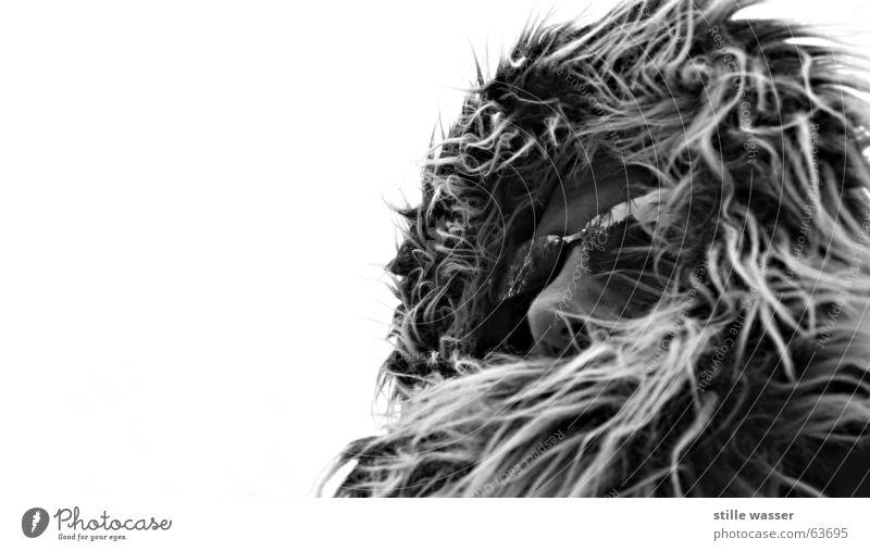 FROSTI 4 Physics Soft Eyeglasses Reflection Nasal hair Nostril Black White Cold Loneliness Portrait photograph Exterior shot Adventurer Alaska North Pole