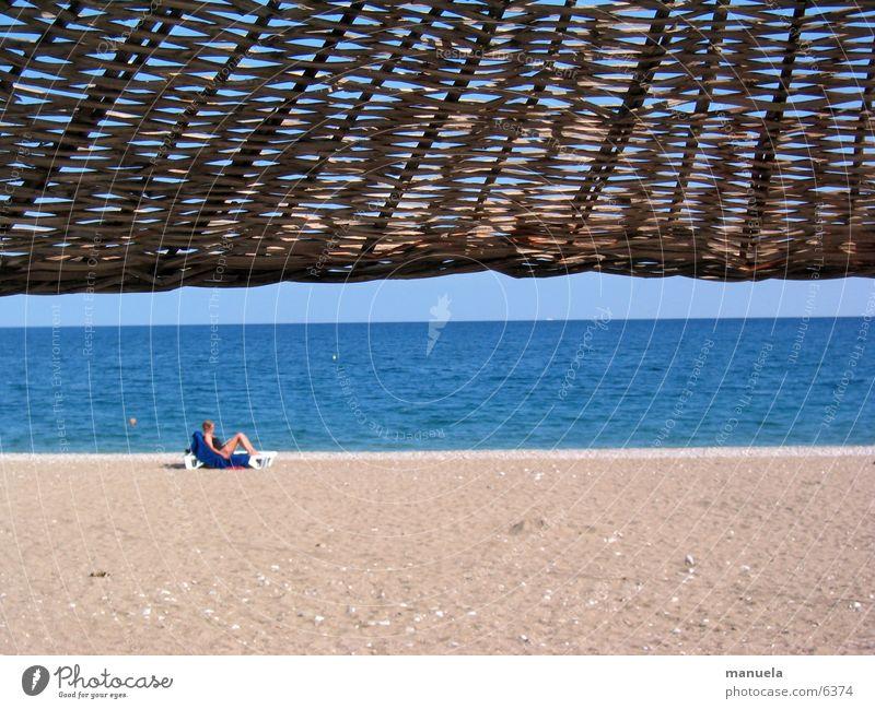 Water Sky Sun Ocean Blue Beach Vacation & Travel Sand Horizon Sunshade Turkey Sunhat