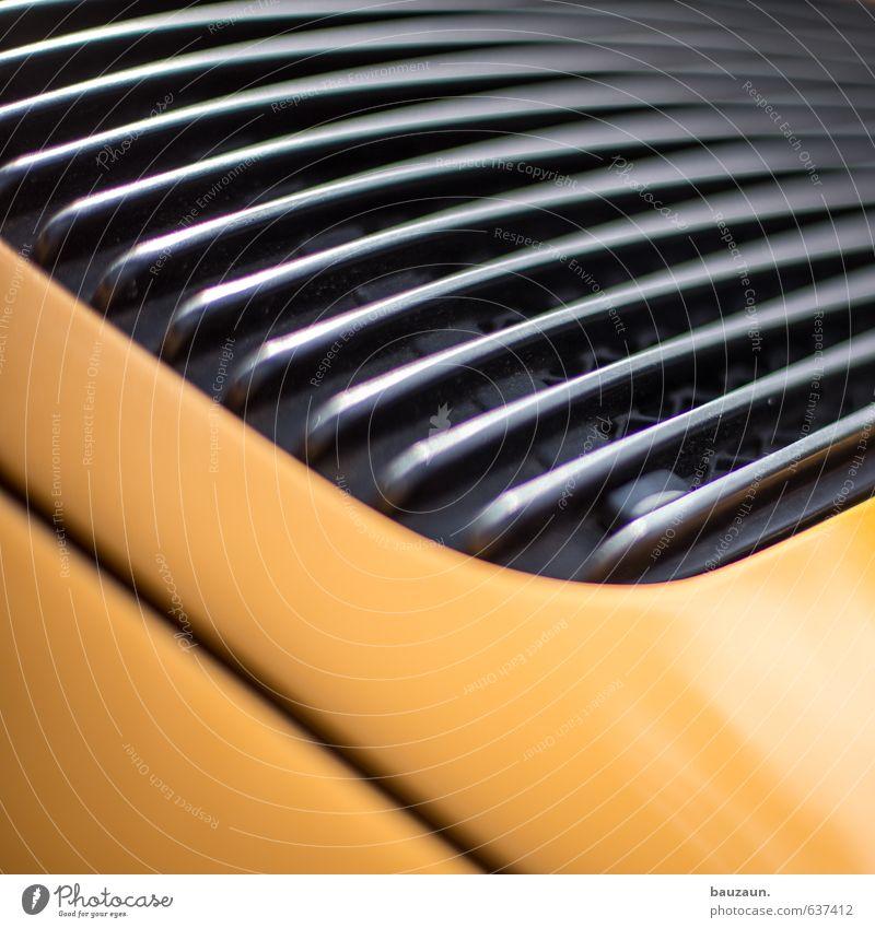 car part. Luxury Elegant Style Design Motorsports Transport Motoring Vehicle Sports car Metal Line Driving Esthetic Athletic Yellow Black Colour photo Close-up