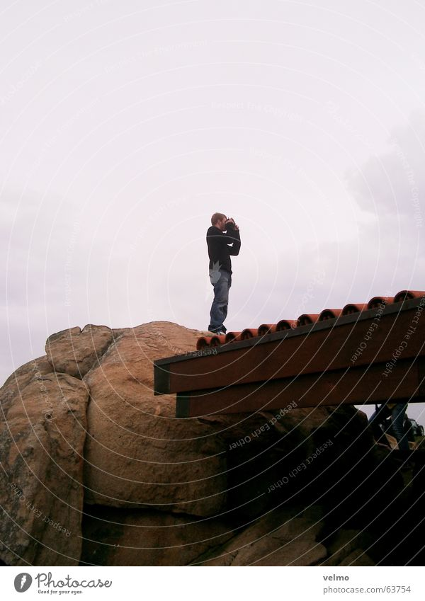 The Photographer Roof Gray Viewfinder Search Rock photoriegger Far-off places Porto alvaro siza