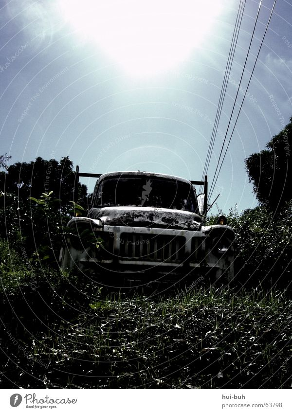 Sky Sun Loneliness Warmth Gray Car Work and employment Poverty Physics Hot Truck Virgin forest Cuba Effort