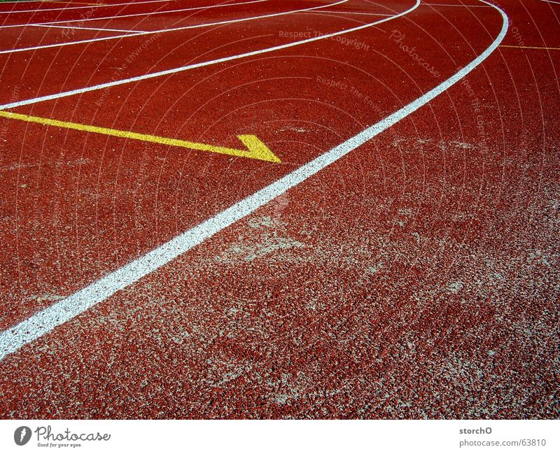 First Thuringia Gotha Red White Top Hundred-metre sprint Relay race Long jump Sports meet Summer Yellow Free Walking Railroad Curve