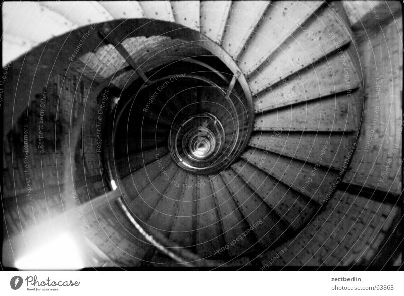 spiral staircase Winding staircase Staircase (Hallway) Banister Steel Iron Cast iron Gasometer Prenzlauer Berg Industrial monument Stairs Rivet Berlin Tower