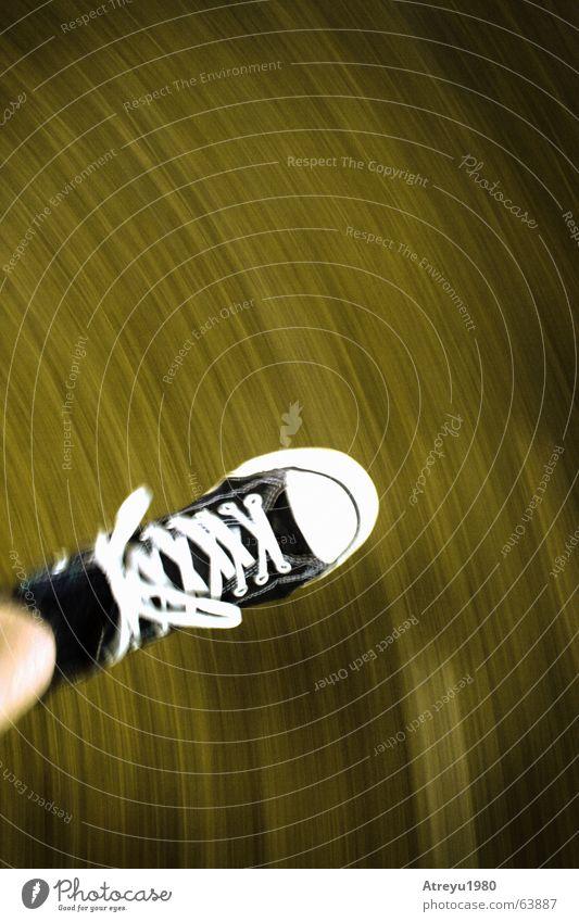 Movement Feet Footwear Legs Walking Running Speed Escape Chucks Bow Jogging Sneakers