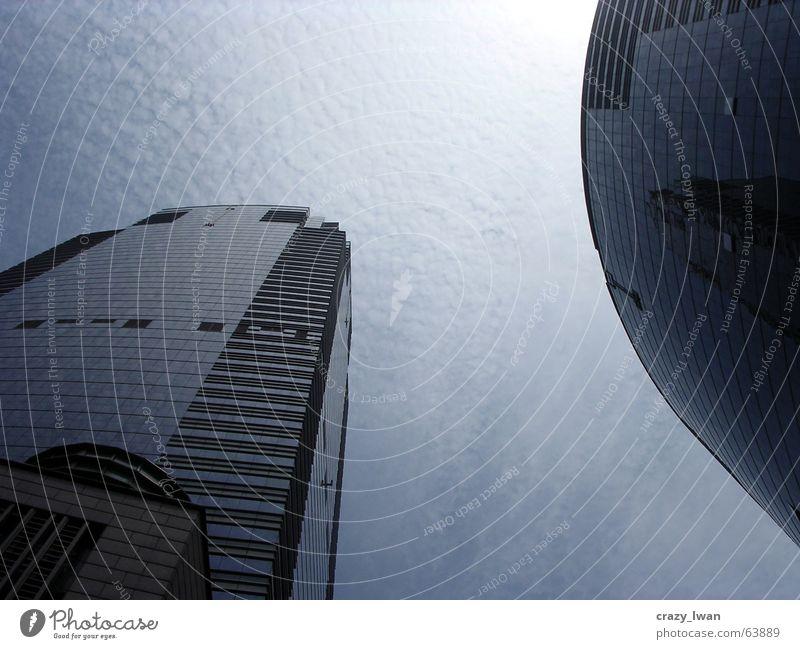 High-rise Hongkong
