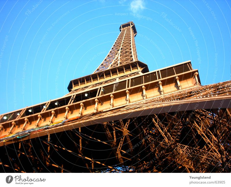 Eiffel Tower Paris Large Steel Iron Europe France Majestic grande Graffiti Bright