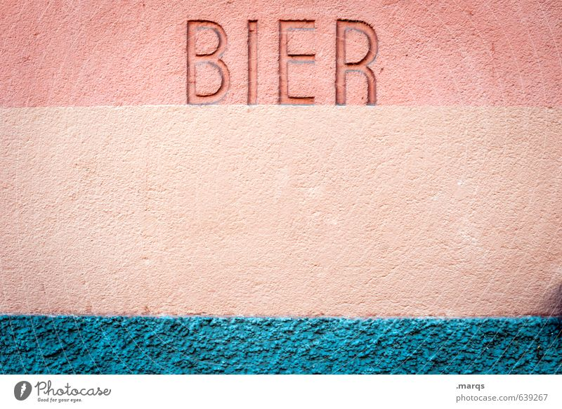 closing time Beer Wall (barrier) Wall (building) Characters Simple Communicate Closing time Alcoholic drinks Feasts & Celebrations Colour photo Exterior shot