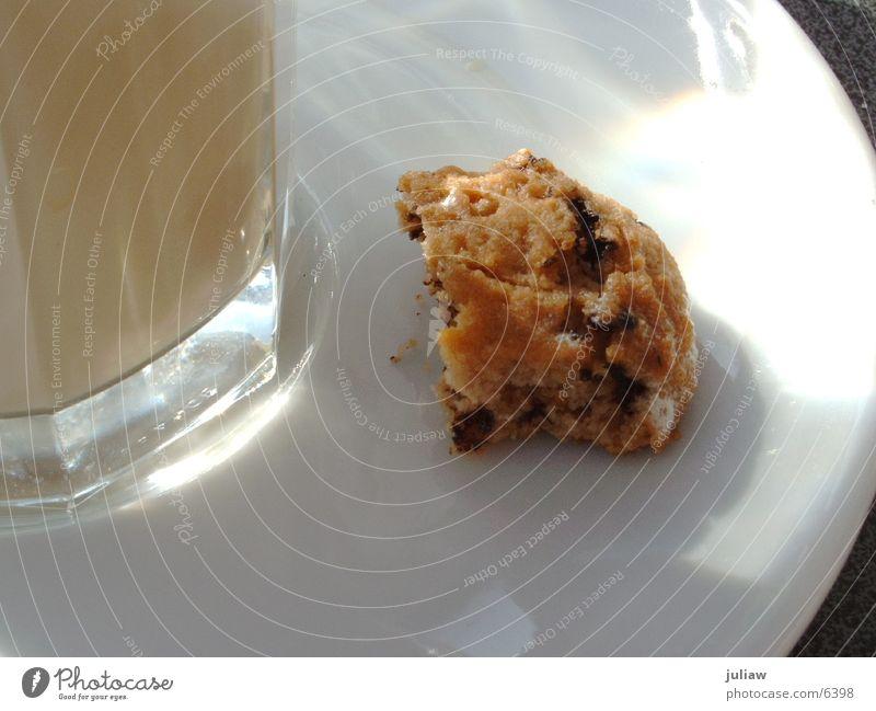 dolce vita Latte macchiato Cookie Italy Nutrition Coffee Glass