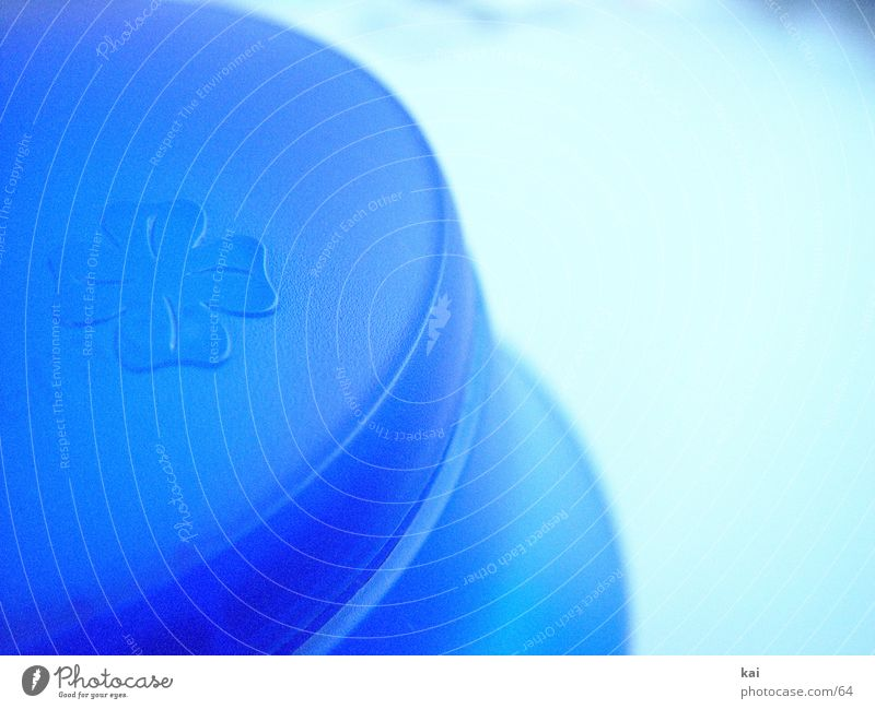 Blue Things Round Coffee Plastic Section of image Cloverleaf Jug Food Crockery Coffee pot