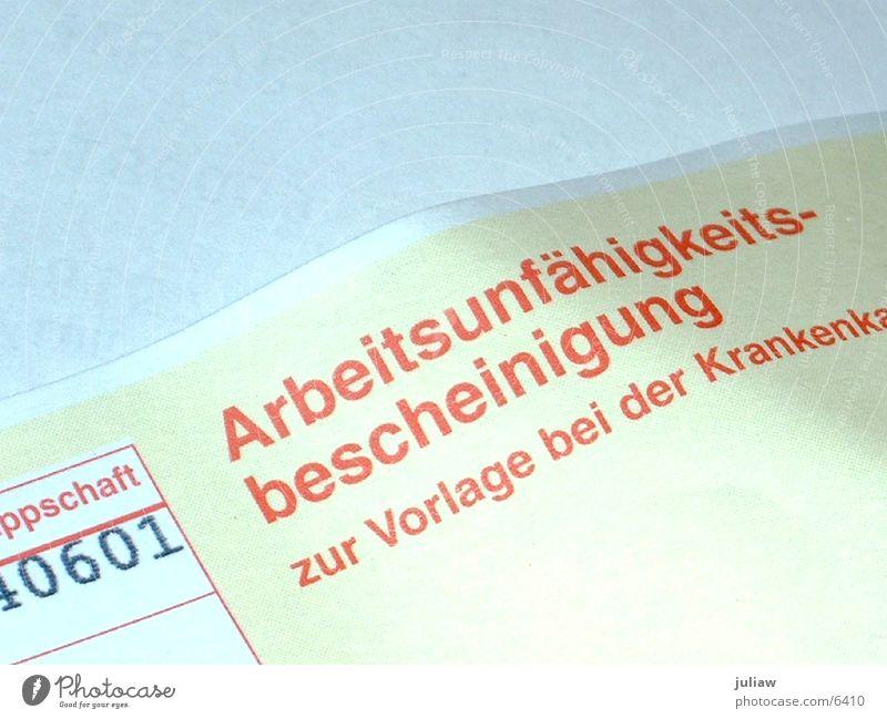 Doctor Illness Document Certificate