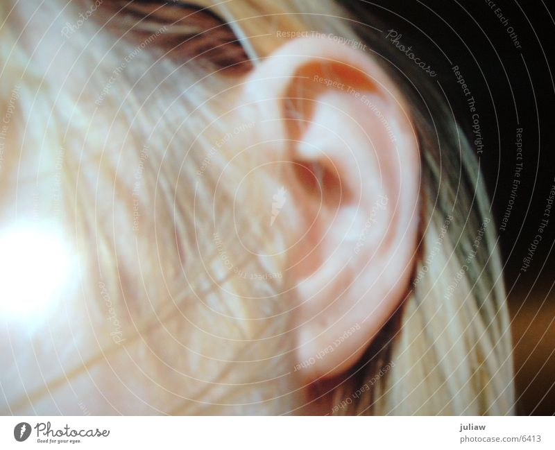 LISTS Strand of hair Woman Ear Hair and hairstyles