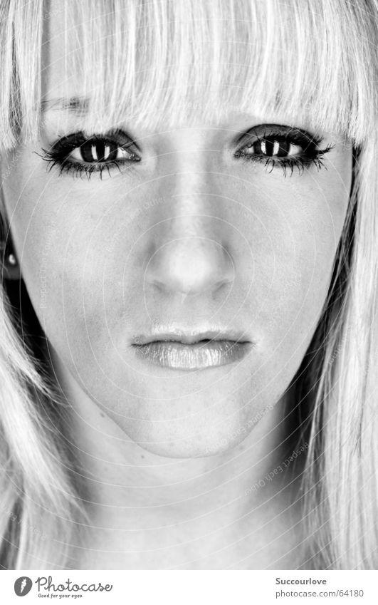 Portrait -> Evie Portrait photograph Woman Model evie different light
