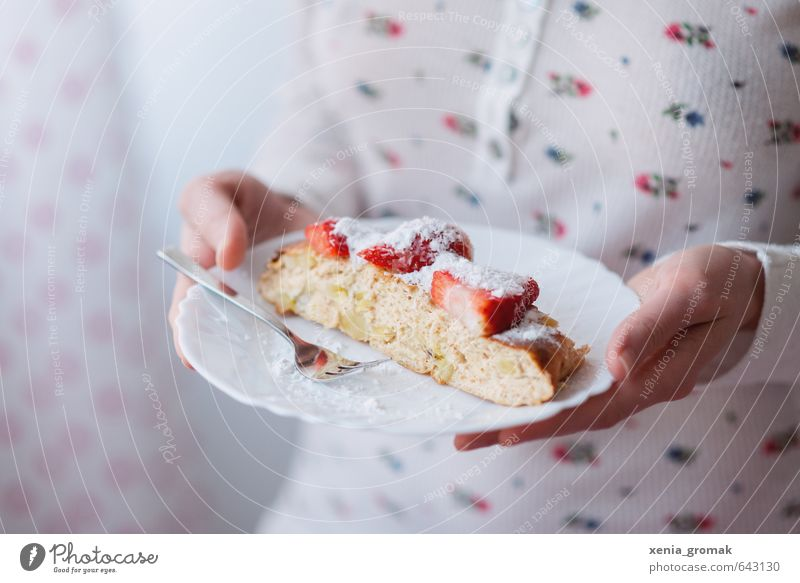 Human being Beautiful Feminine Food Esthetic To enjoy Nutrition Romance Candy Delicious Organic produce Breakfast Cake Easy Anticipation Dessert