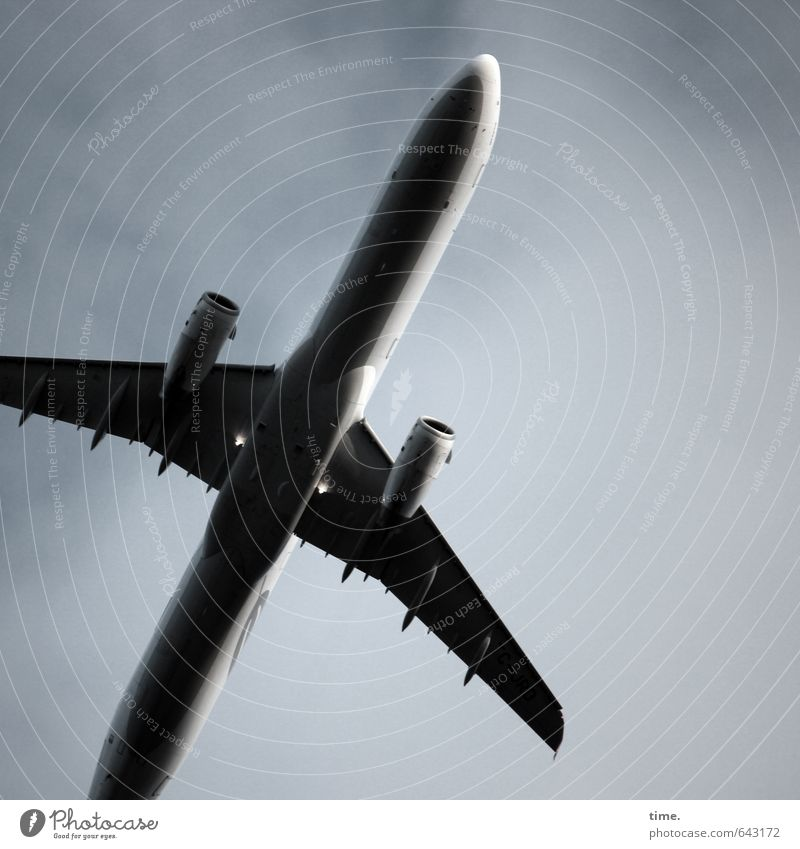 Sky Vacation & Travel Clouds Movement Metal Flying Elegant Large Tourism Perspective Aviation Speed Tall Threat Airplane Logistics