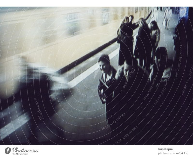 Human being Berlin To talk Movement Crazy Underground Screen Surveillance Dull Technology