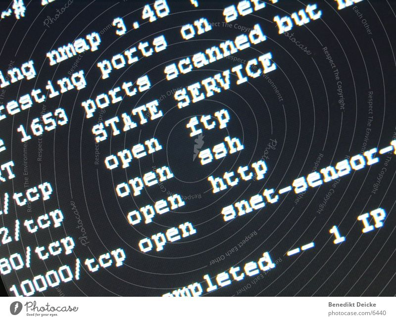 nmap Port Server Internet Hacker LCD Thin film transistor Electrical equipment Technology intranet Network ftp ssh http tcp udp Scan bash shell putty Software