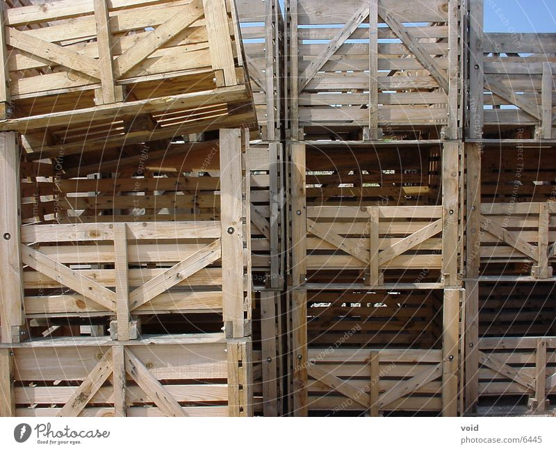 Wood Things Crate