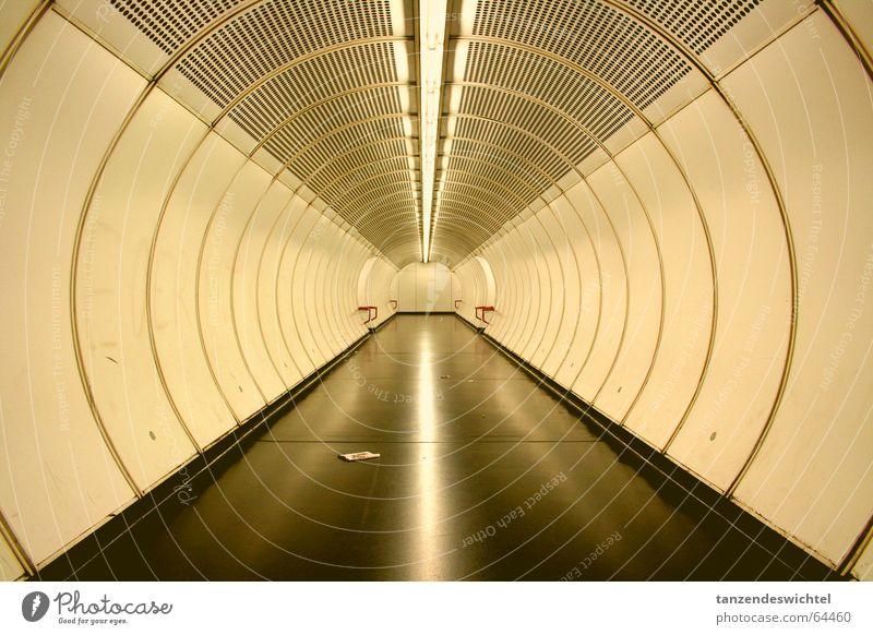 Lanes & trails Round Target Long Underground Vienna