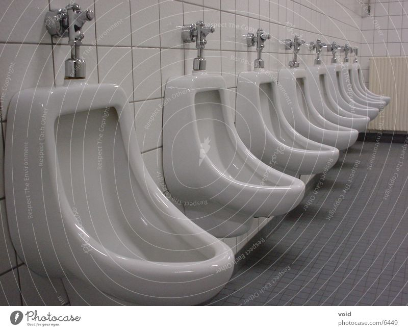 Architecture Clean Crockery Urinal