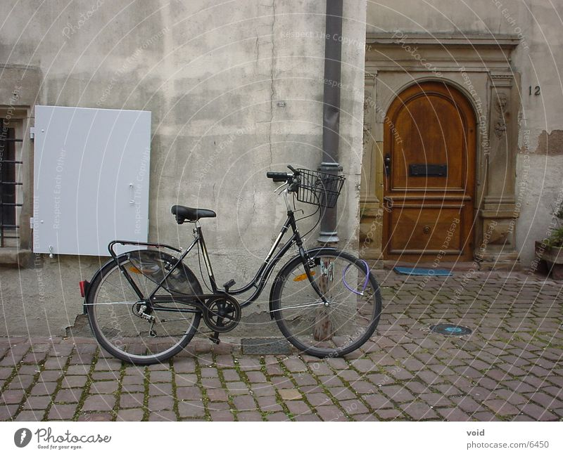 Bicycle in Colmar Architecture
