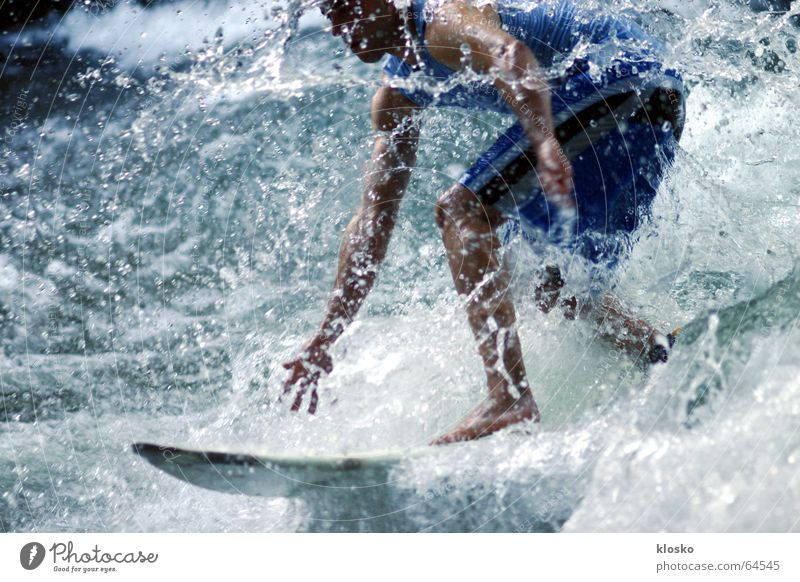 surfer Surfer Waves Extreme Sports Wet Speed Man Extreme sports Water Sportsperson Surfing