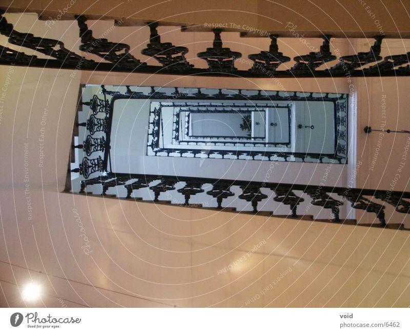Architecture Stairs Handrail Vienna