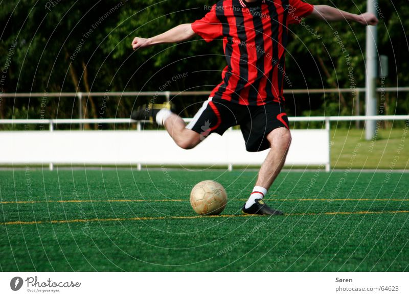 Kick it like.. Soccer Reddish black Tibia Footwear Penalty kick Bump Shot at goal Jersey Master Artificial lawn Tee off Leisure and hobbies Ball Joy free kick
