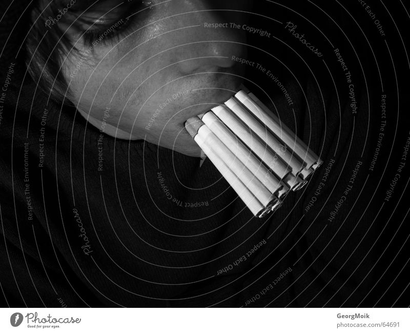 Man Youth (Young adults) Black Dark Sadness Fear Multiple Poverty Many Search Transience Bathroom Pain Burn Cigarette Brand of cigarettes