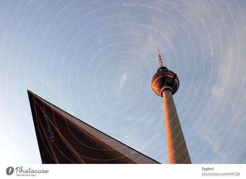 Berlin Berlin TV Tower Capital city Alexanderplatz