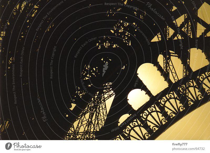 Building Paris France Landmark Eiffel Tower