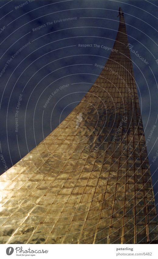sputnik Sputnik Monument Moscow Architecture